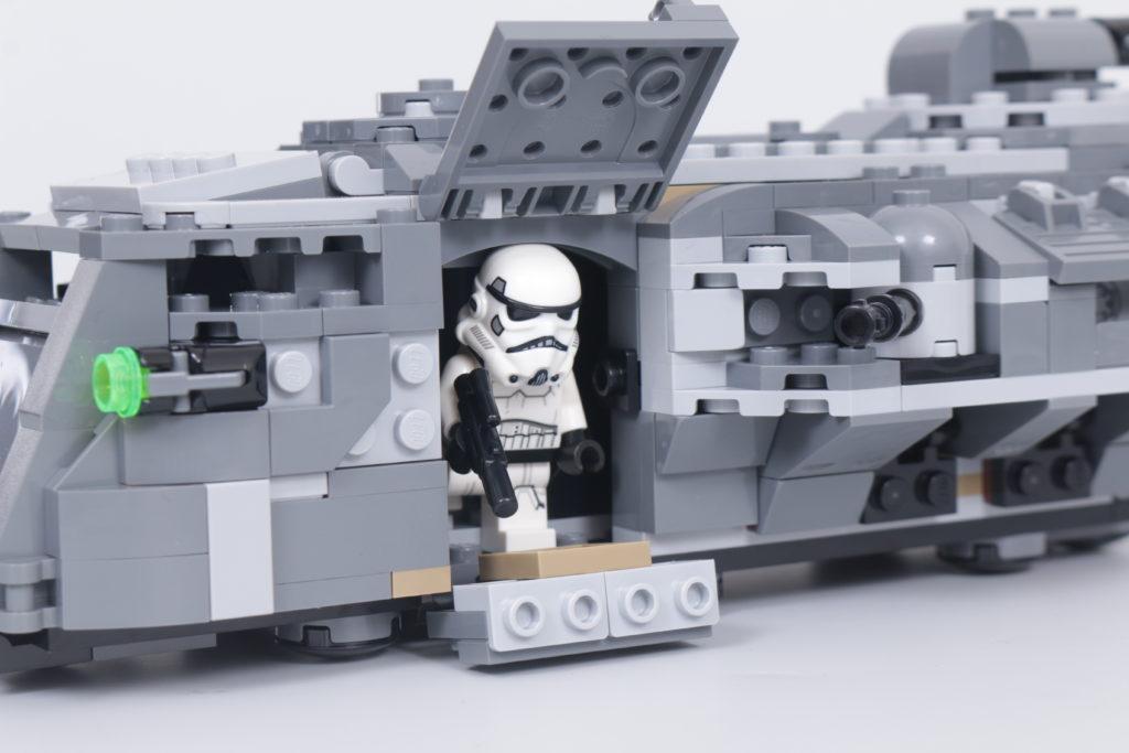 LEGO Star Wars 75311. 12 Imperial Armored Marauder მიმოხილვა