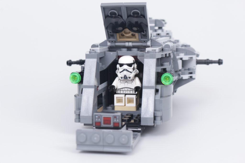 LEGO Star Wars 75311. 13 Imperial Armored Marauder მიმოხილვა