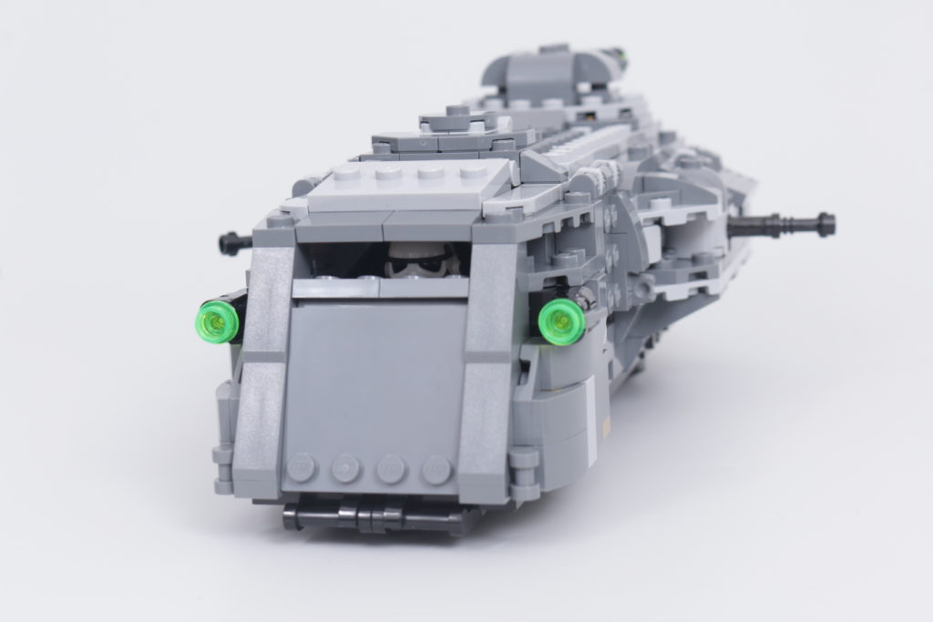 LEGO Star Wars 75311. 14 Imperial Armored Marauder მიმოხილვა