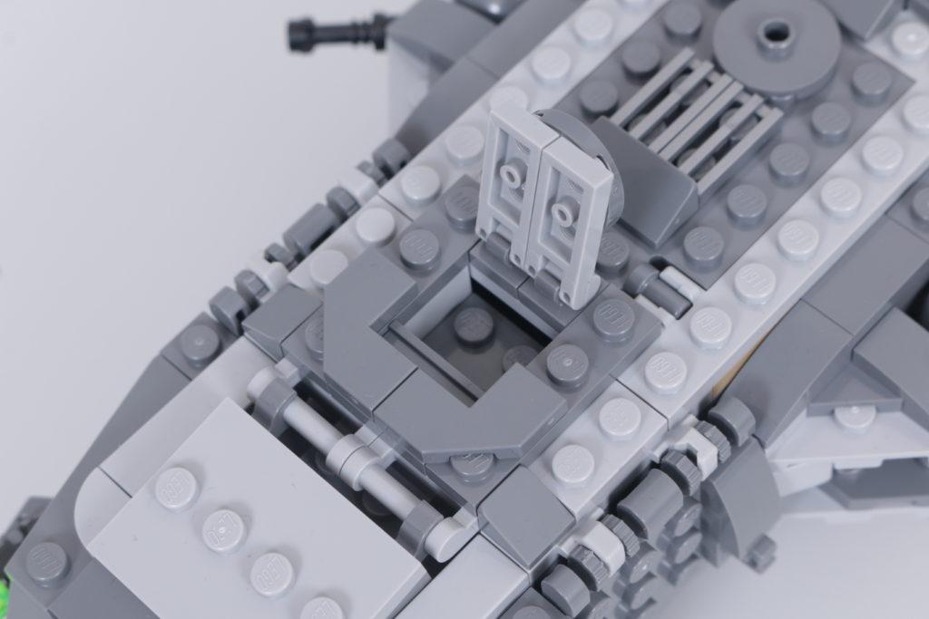 LEGO Star Wars 75311. 15 Imperial Armored Marauder მიმოხილვა