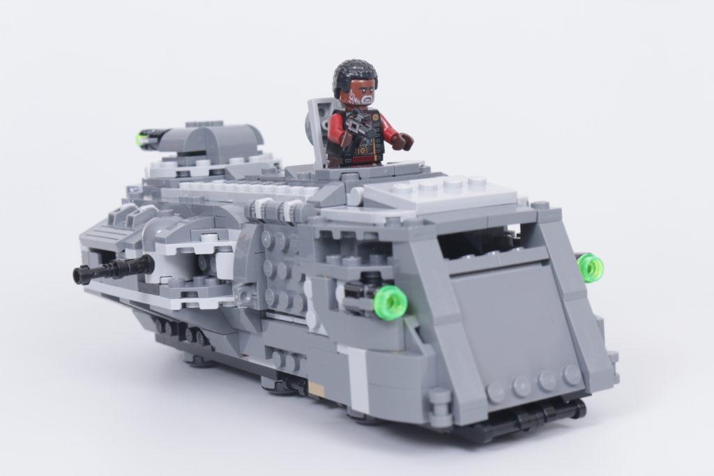 LEGO Star Wars 75311. 18 Imperial Armored Marauder მიმოხილვა