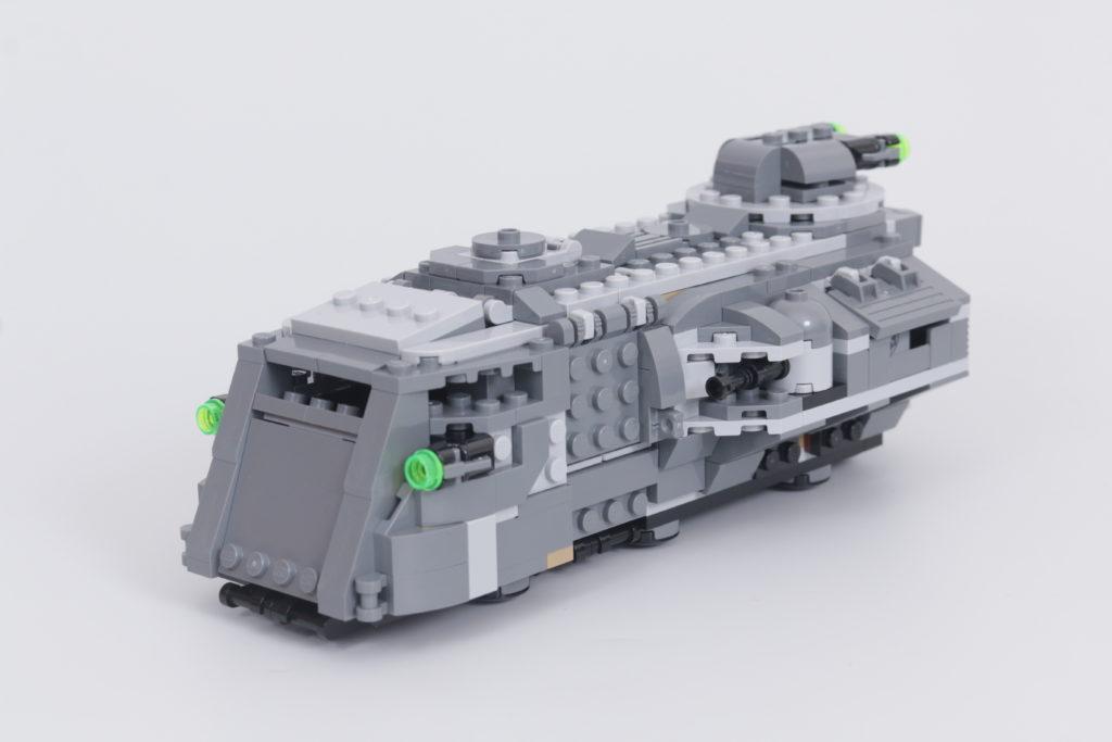 LEGO Star Wars 75311. 2 Imperial Armored Marauder მიმოხილვა