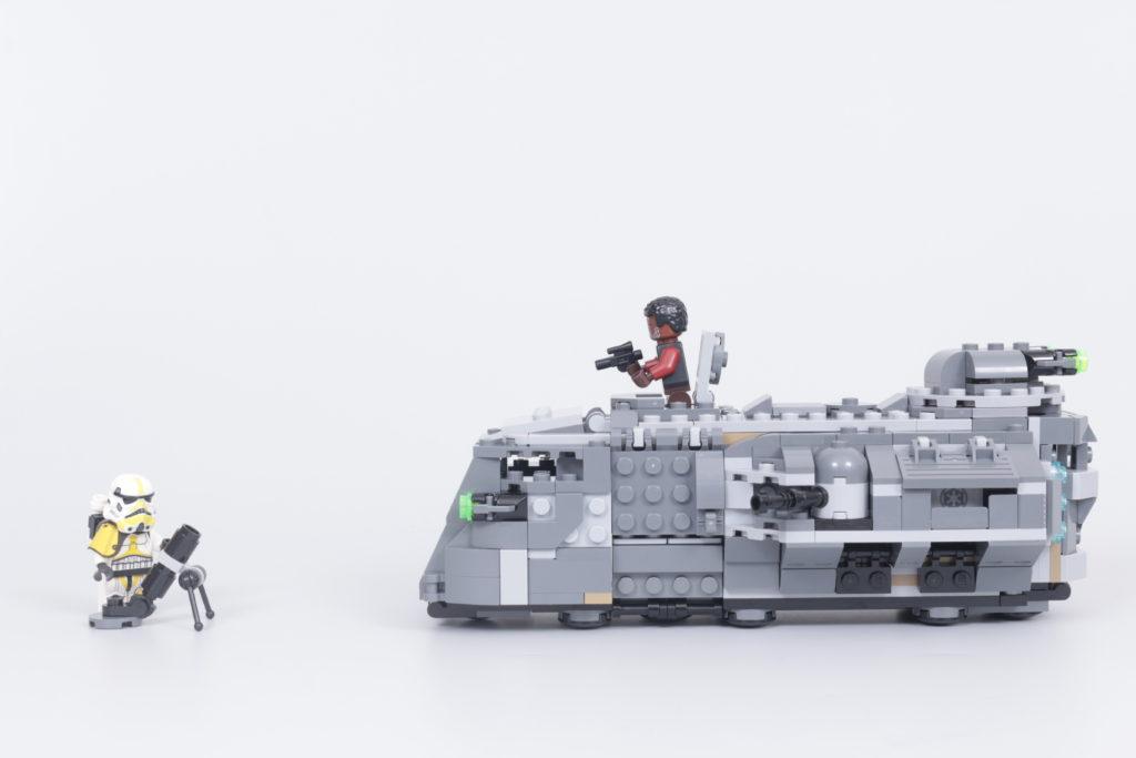 LEGO Star Wars 75311. 21 Imperial Armored Marauder მიმოხილვა