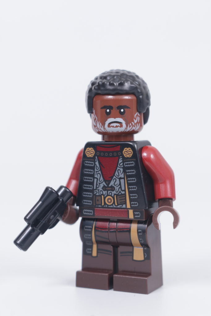 LEGO Star Wars 75311. 22 Imperial Armored Marauder მიმოხილვა