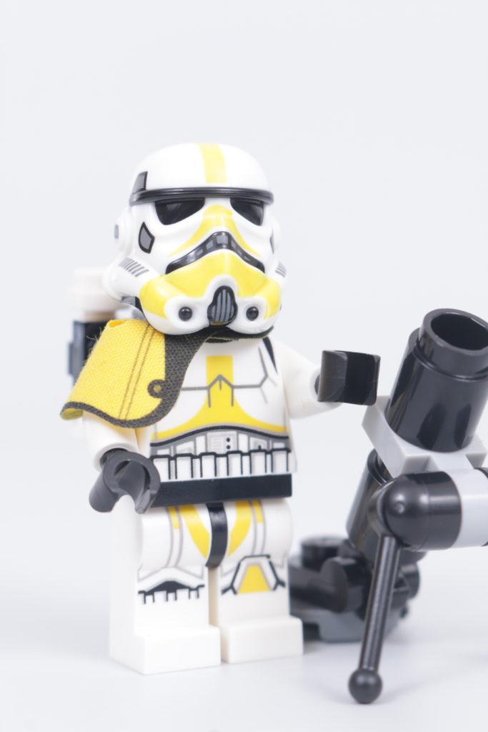 LEGO Star Wars 75311. 23 Imperial Armored Marauder მიმოხილვა
