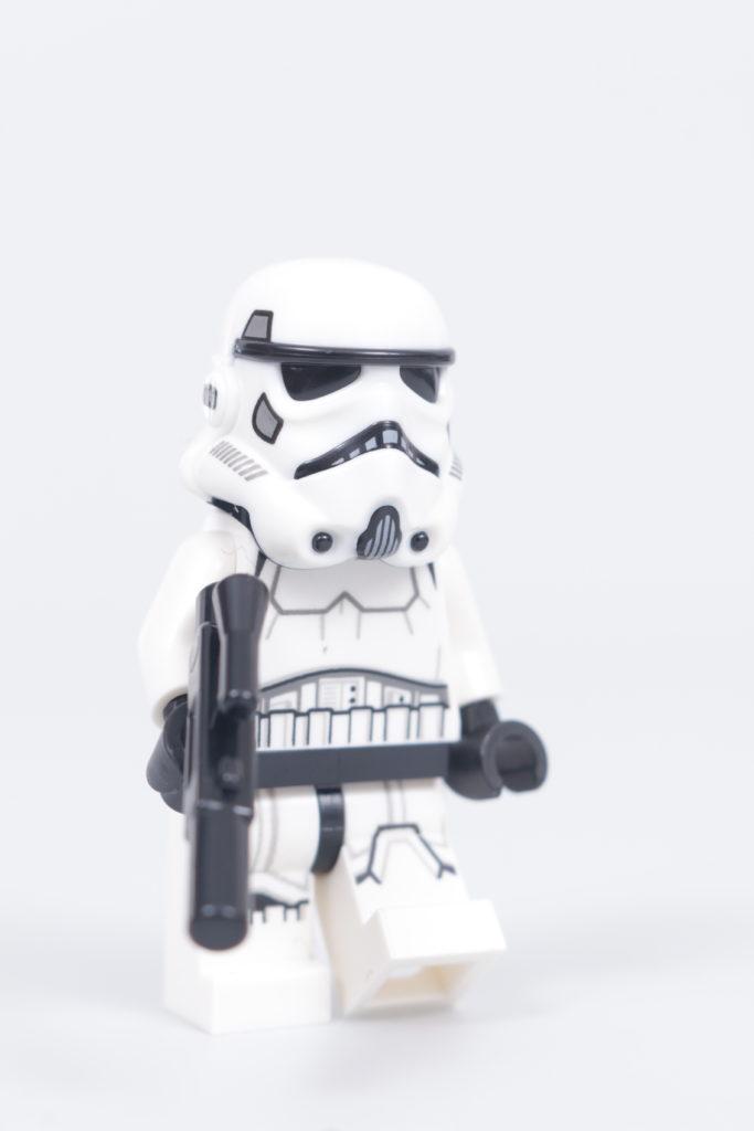 LEGO Star Wars 75311. 24 Imperial Armored Marauder მიმოხილვა