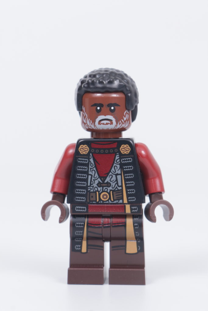 LEGO Star Wars 75311. 26 Imperial Armored Marauder მიმოხილვა