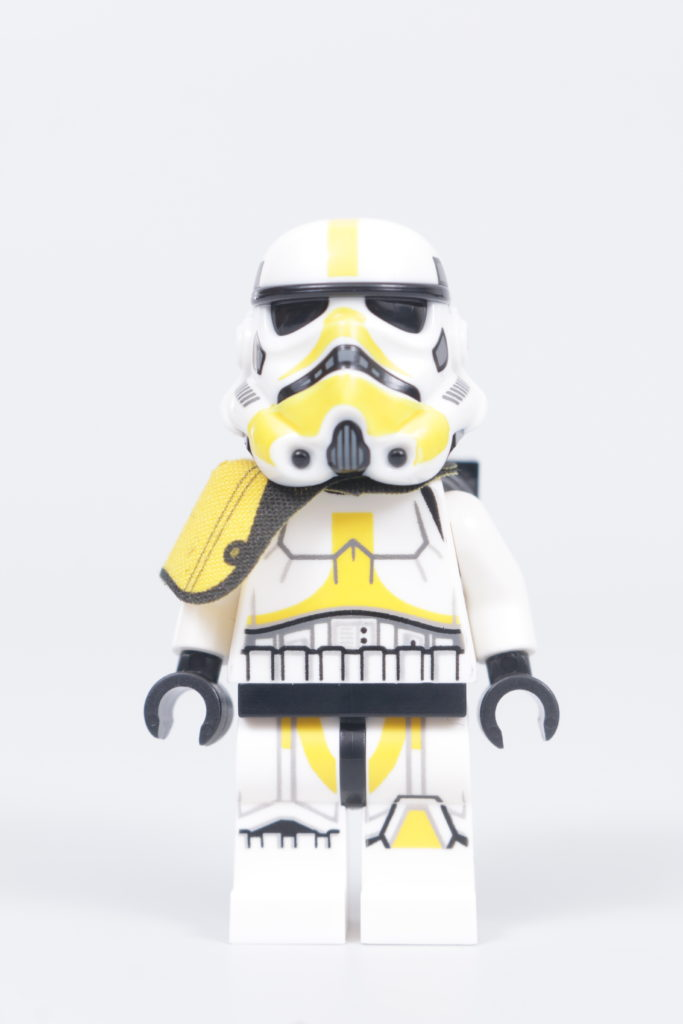 LEGO Star Wars 75311. 34 Imperial Armored Marauder მიმოხილვა