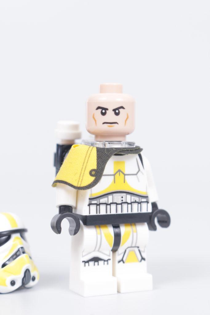 LEGO Star Wars 75311. 35 Imperial Armored Marauder მიმოხილვა