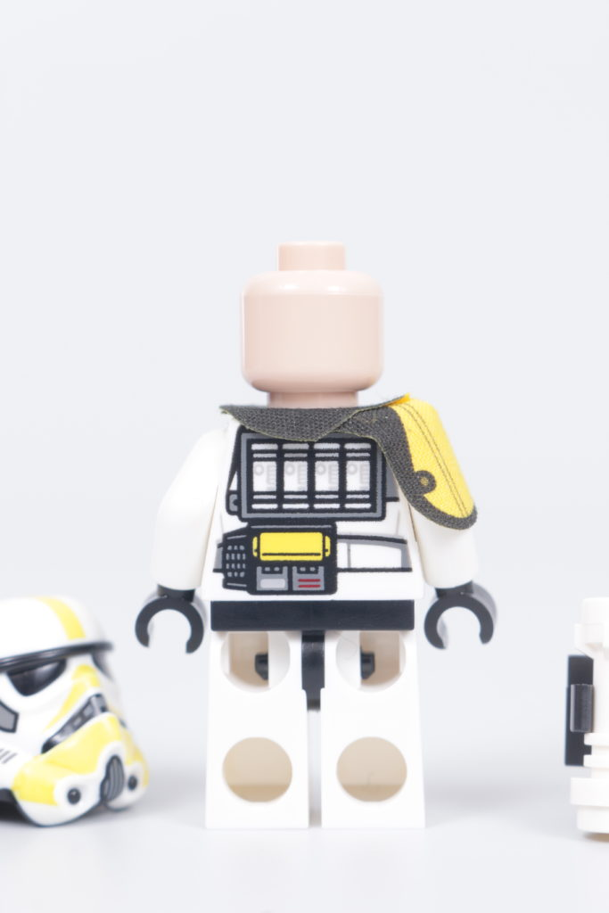 LEGO Star Wars 75311. 37 Imperial Armored Marauder მიმოხილვა