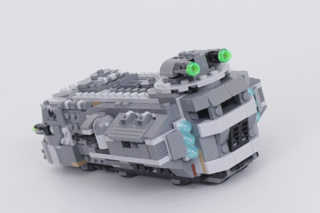 LEGO Star Wars 75311. 4 Imperial Armored Marauder მიმოხილვა