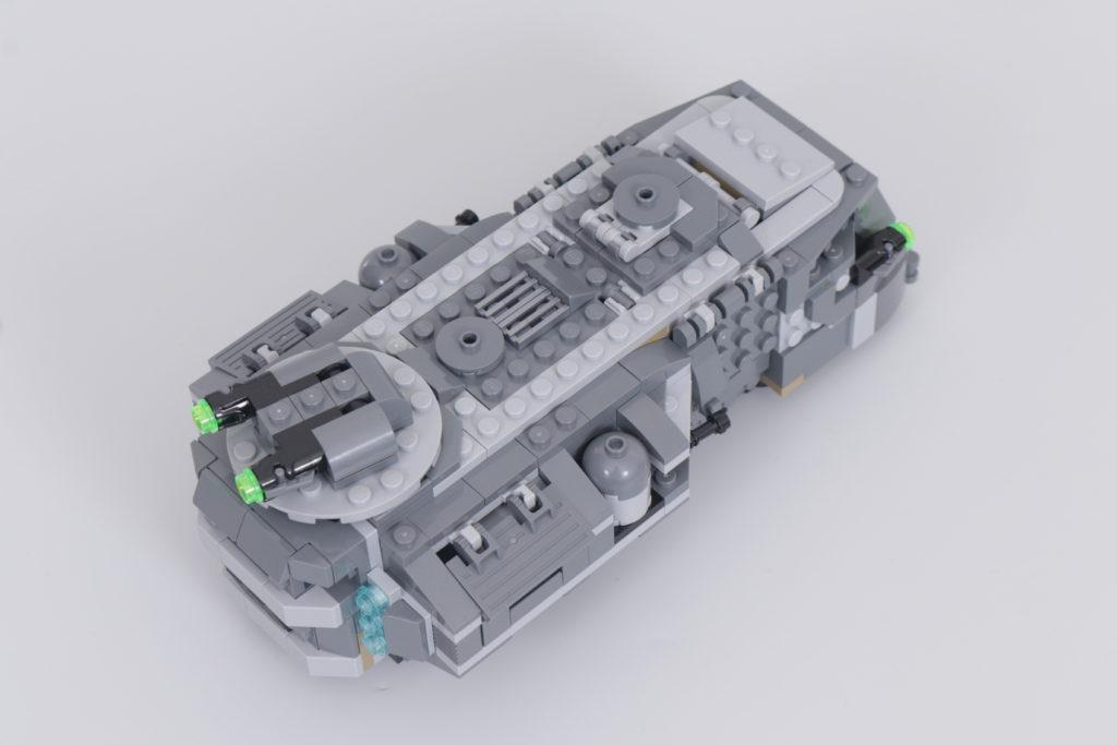 LEGO Star Wars 75311. 5 Imperial Armored Marauder მიმოხილვა