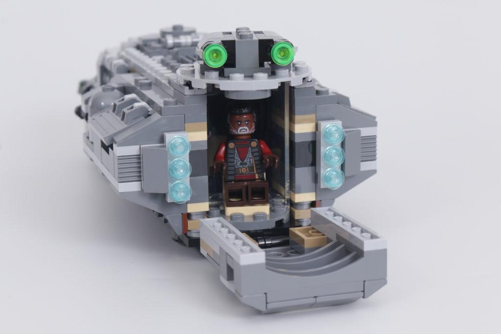 LEGO Star Wars 75311. 6 Imperial Armored Marauder მიმოხილვა
