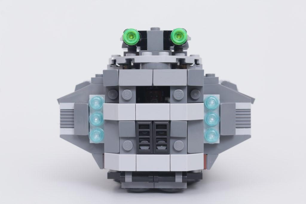 LEGO Star Wars 75311. 8 Imperial Armored Marauder მიმოხილვა