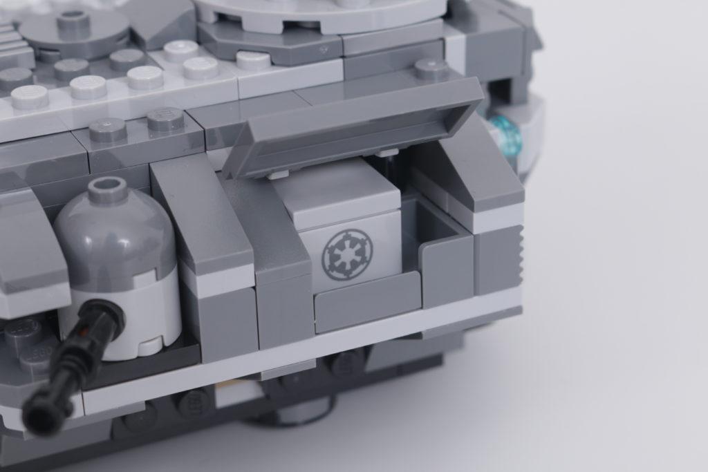 LEGO Star Wars 75311. 9 Imperial Armored Marauder მიმოხილვა