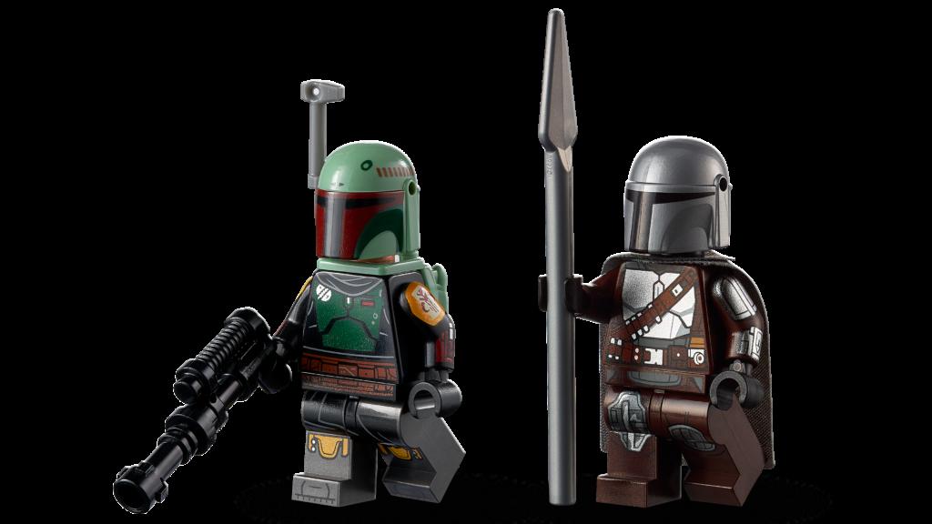 LEGO Star Wars 75312 Boba Fetts Starship 3