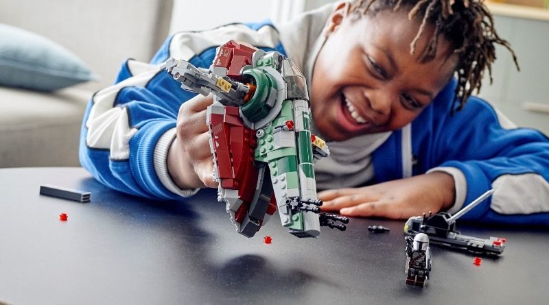 LEGO Star Wars 75312 Boba Fetts Starship featured 3
