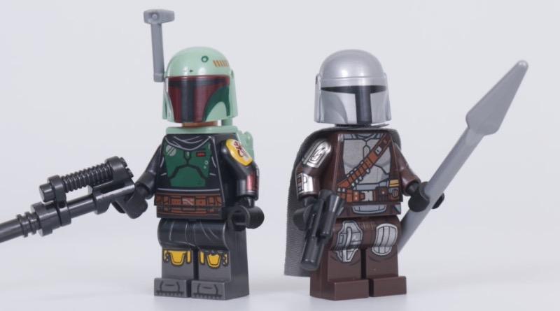 LEGO Star Wars 75312 Boba Fetts Starship Minifigures Featured