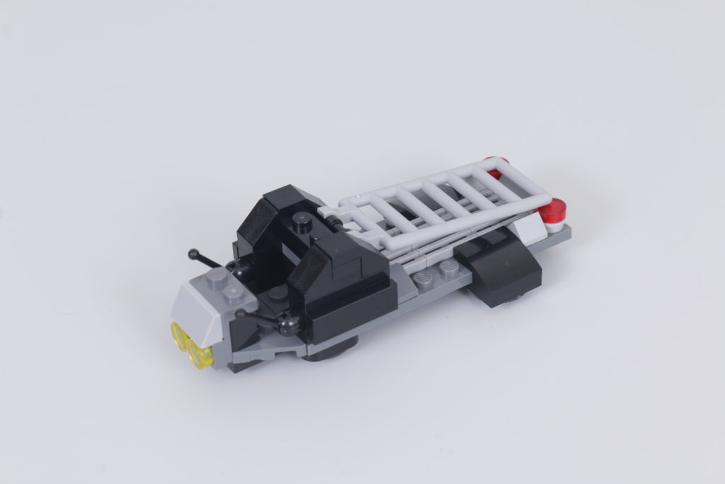 LEGO Star Wars 75312 Boba Fetts Starship review 18