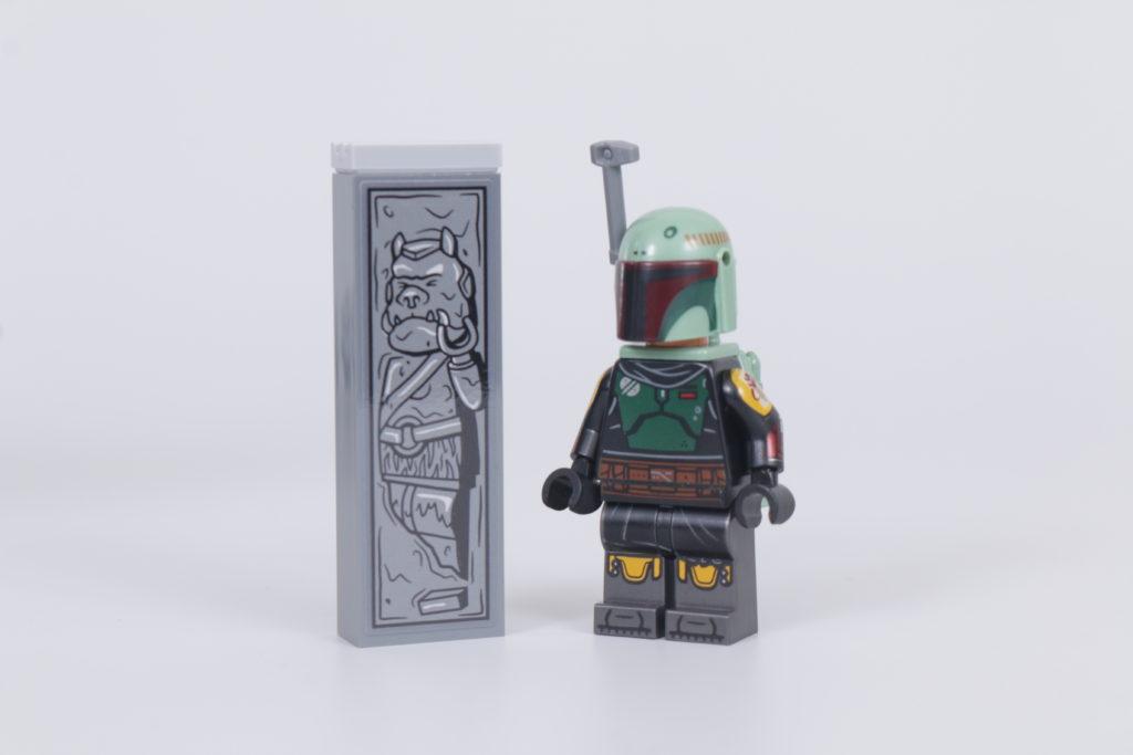 LEGO Star Wars 75312 Boba Fetts Starship review 20