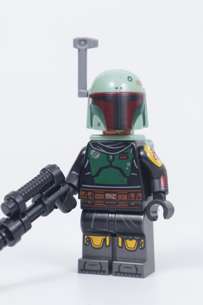 LEGO Star Wars 75312 Boba Fetts Starship review 27