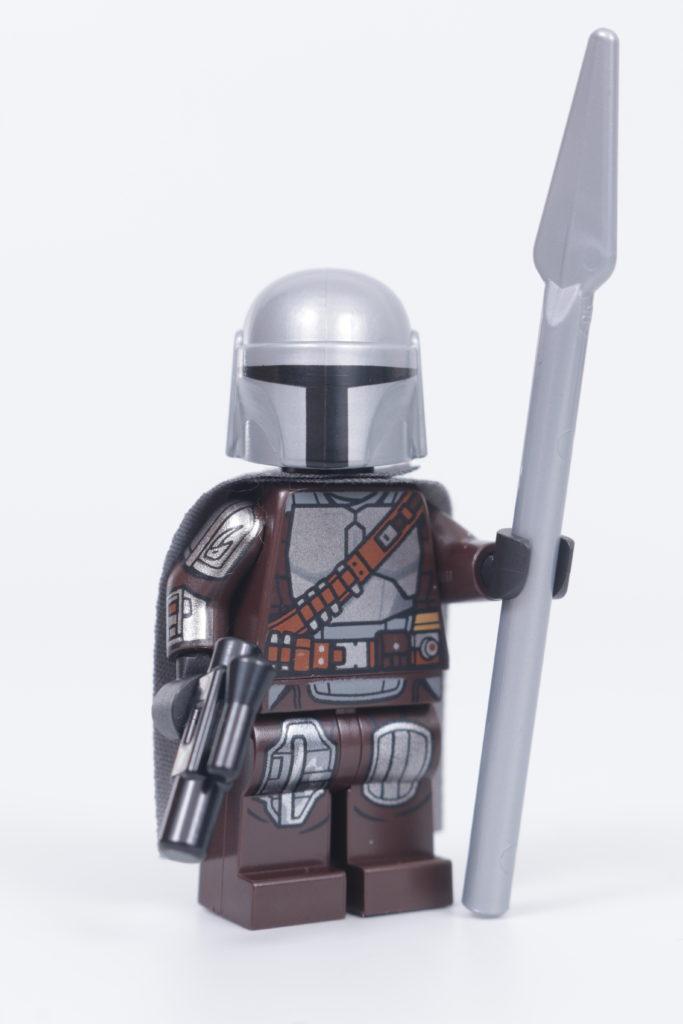 LEGO Star Wars 75312 Boba Fetts Starship review 28i