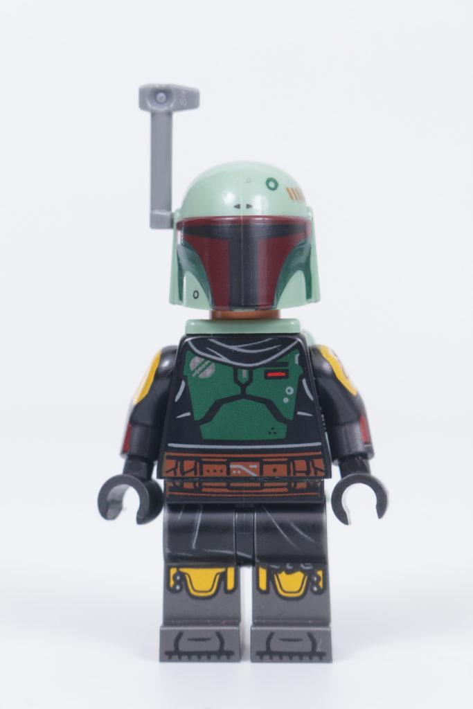 LEGO Star Wars 75312 Boba Fetts Starship review 29