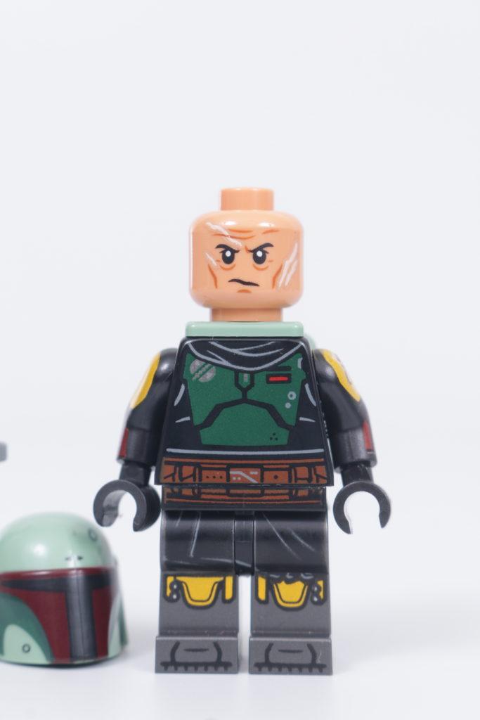 LEGO Star Wars 75312 Boba Fetts Starship review 30