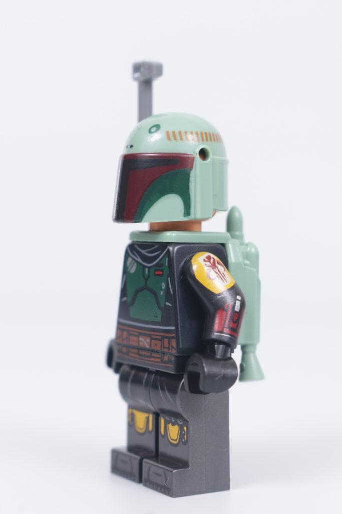 LEGO Star Wars 75312 Boba Fetts Starship review 31