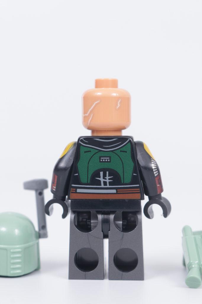 LEGO Star Wars 75312 Boba Fetts Starship review 33