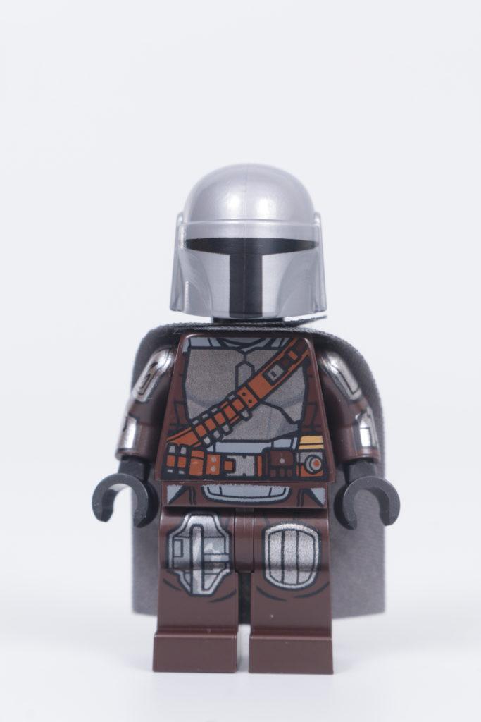 LEGO Star Wars 75312 Boba Fetts Starship review 34