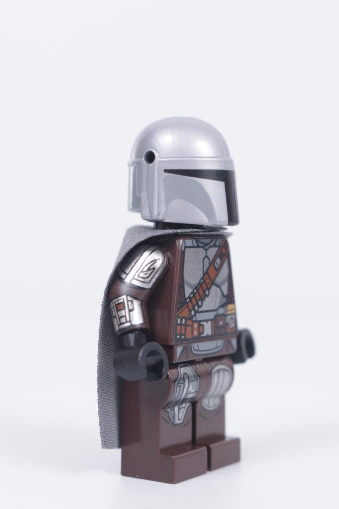 LEGO Star Wars 75312 Boba Fetts Starship review 35