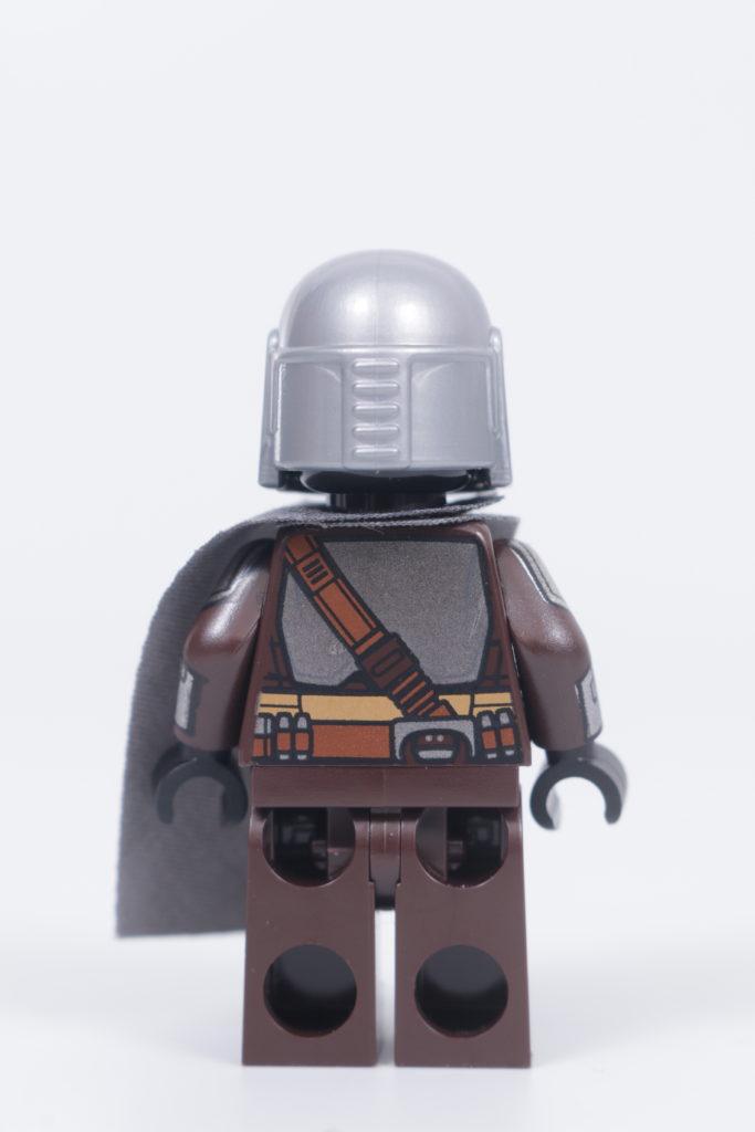 LEGO Star Wars 75312 Boba Fetts Starship review 36