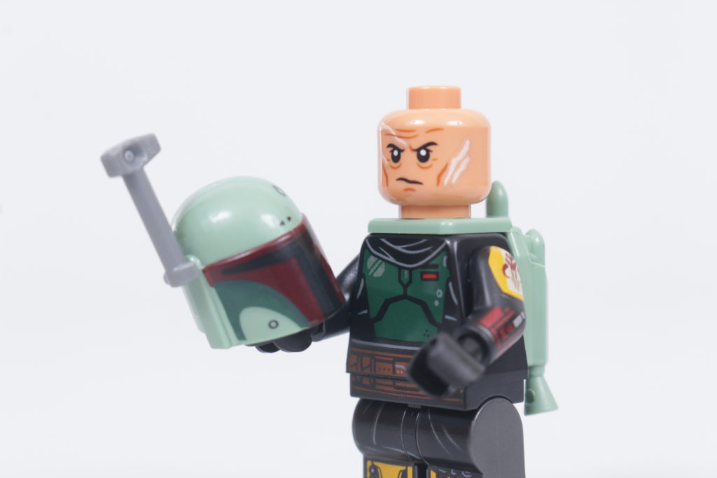 LEGO Star Wars 75312 Boba Fetts Starship review 37