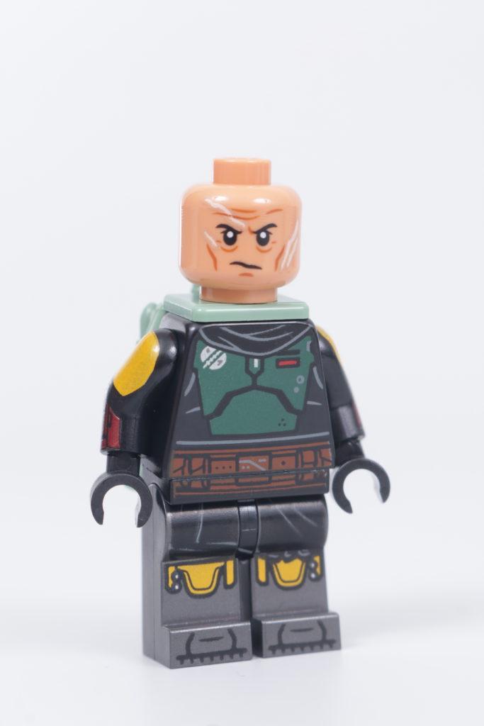 LEGO Star Wars 75312 Boba Fetts Starship review 38