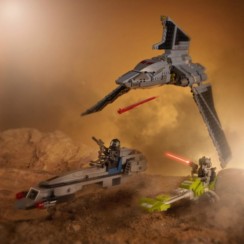 LEGO Star Wars 75314 The Bad Batch Attack Shuttle 16 1024x1024