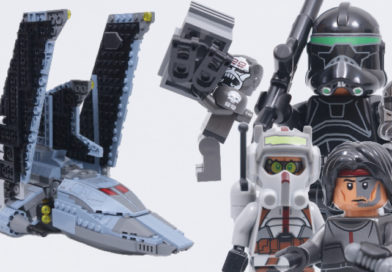 LEGO Star Wars 75314 The Bad Batch Attack Shuttle review – good soldiers follow LEGO instructions