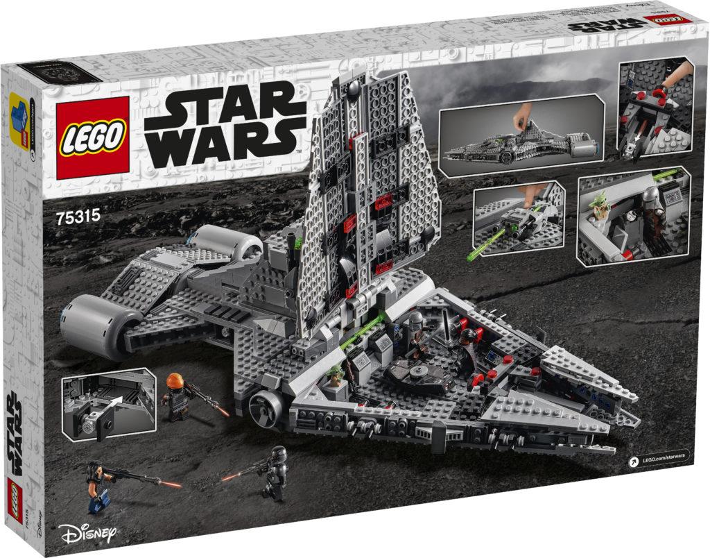 LEGO Star Wars 75315 Imperial Light Cruiser 5