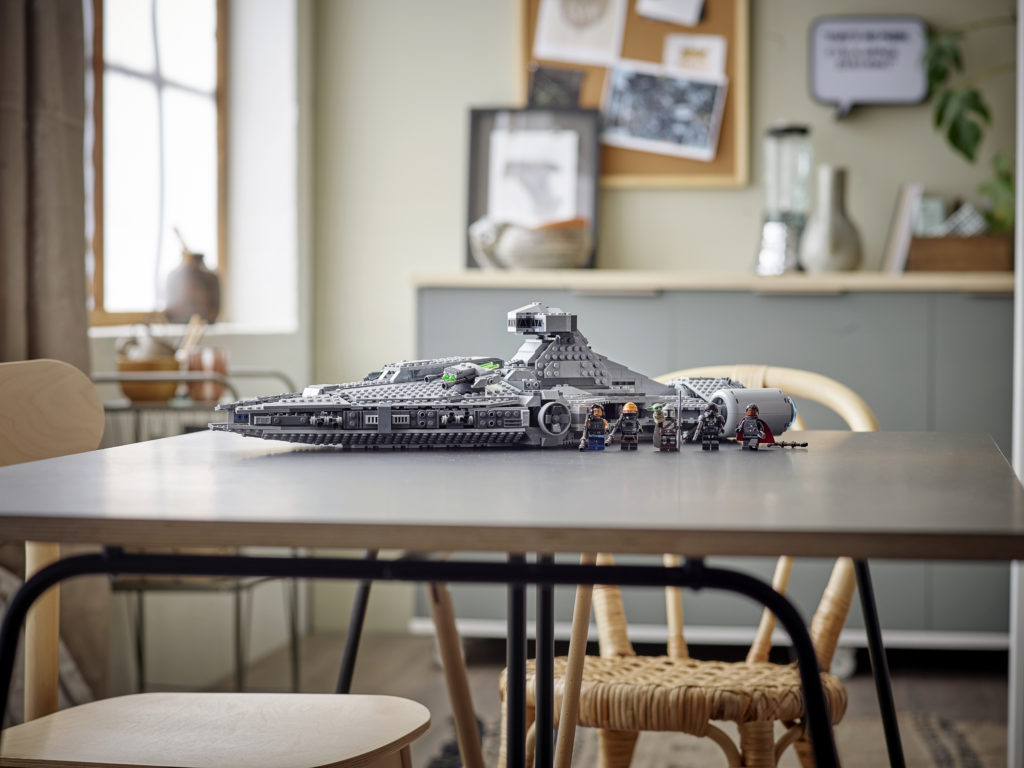 LEGO Star Wars 75315 Imperial Light Cruiser 6