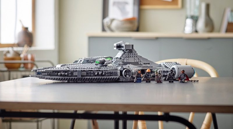 LEGO Star Wars 75315 Imperial Light Cruiser featured