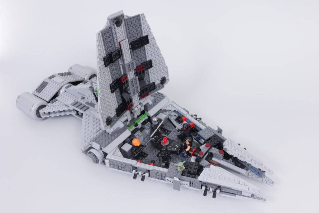 LEGO Star Wars 75315 Imperial Light Cruiser review 1