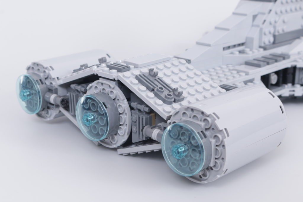 LEGO Star Wars 75315 Imperial Light Cruiser review 12