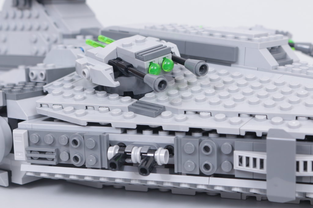 LEGO Star Wars 75315 Imperial Light Cruiser review 15