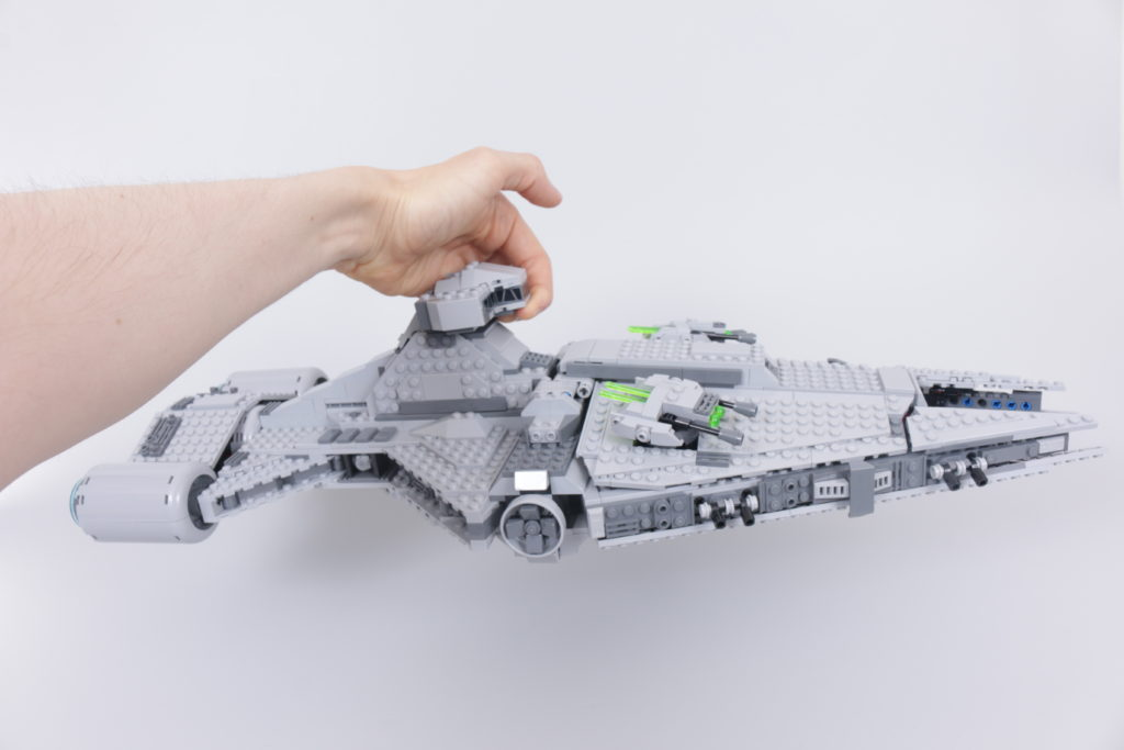 LEGO Star Wars 75315 Imperial Light Cruiser review 16