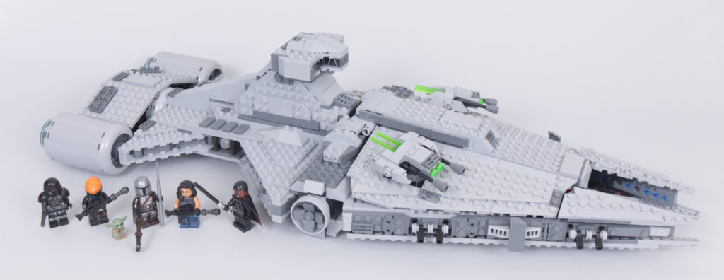 LEGO Star Wars 75315 Imperial Light Cruiser review 1i