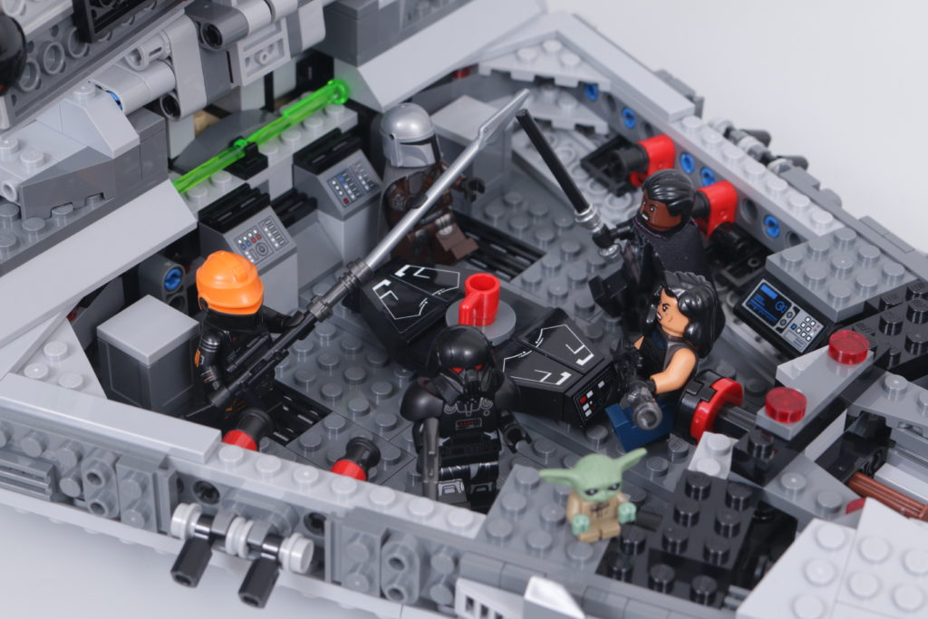 LEGO Star Wars 75315 Imperial Light Cruiser review 2