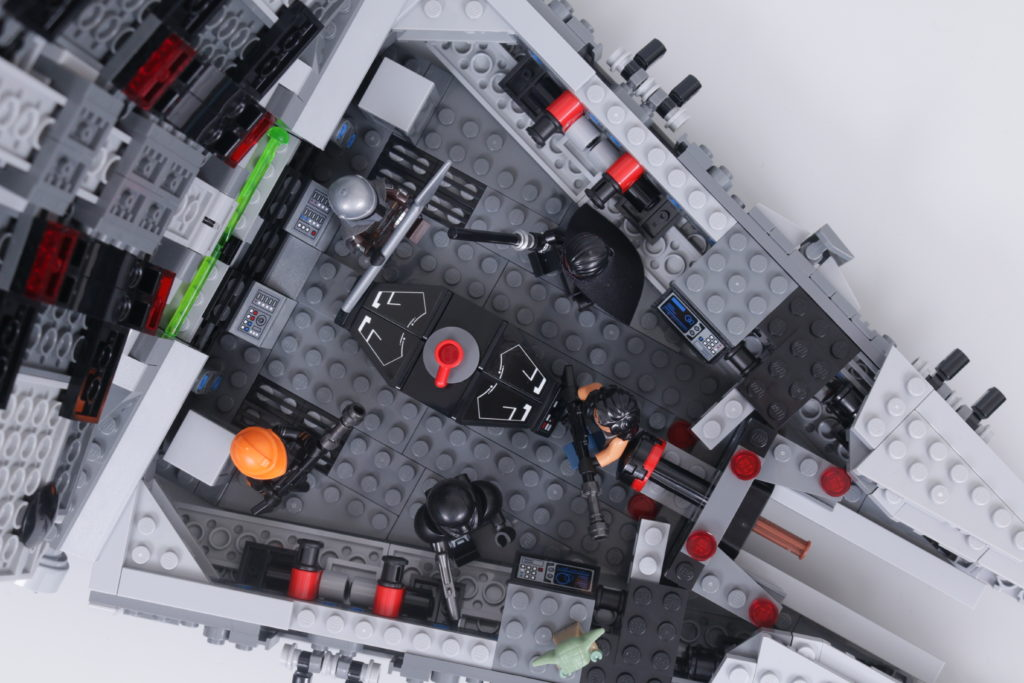 LEGO Star Wars 75315 Imperial Light Cruiser review 3