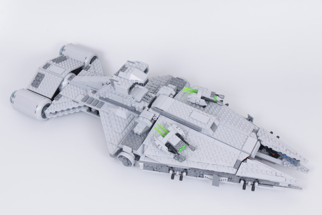 LEGO Star Wars 75315 Imperial Light Cruiser review 9
