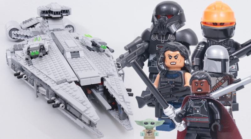 LEGO Star Wars 75315 Imperial Light Cruiser review title 4