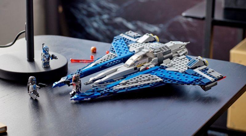 LEGO Star Wars 75316 Mandalorian Starfighter featured resized